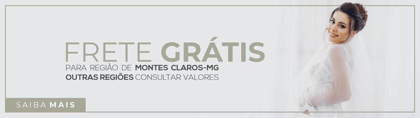 Frete Grátis para Montes Claros